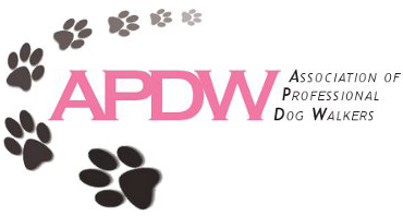 Association of professional dog walkers